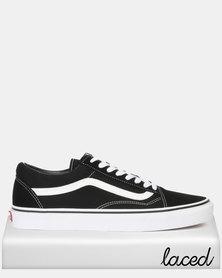 Vans Classic UA Old School Black/White Sneaker