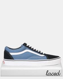 Vans Classic UA Old School Navy Sneaker