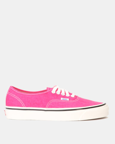 Vans UA Authentic 44 DX Pink Neon
