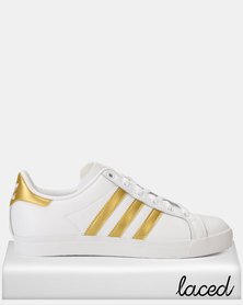 adidas Originals Coast Star W FTWWHT/GOLDMT/CBLACK