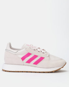 adidas Originals Forest Grove W ORCTIN/SHOPNK/FTWWHT