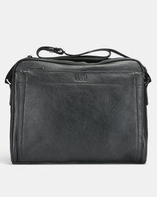 Bossi Men's Laptop Bag Black