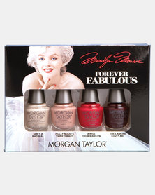 Forever Fabulous Classic Mini 4 Pack by Morgan Taylor