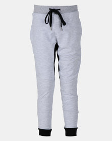 ECKÓ Unltd Boys Jogger Pants Grey