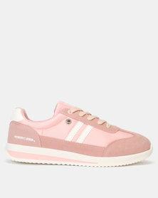 North Star Sneaker Pink