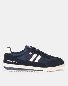 North Star Sneaker Navy
