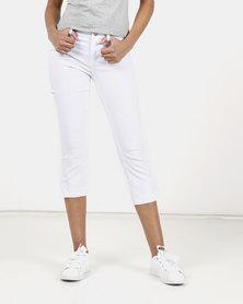 Sissy Boy Lou Lou Jeans White