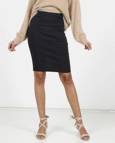 Sissy Boy Titanium High Waist Skirt Grey