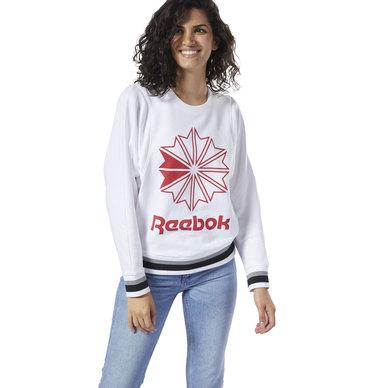 Big Logo Crew Sweatshirt