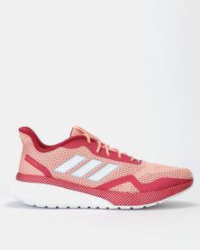 adidas Performance Nova Run X Glow Pink