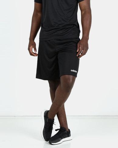adidas Performance D2M Cool Shorts 3S Black