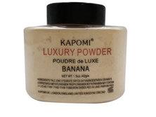 Kapomi  Banana Loose Powder - 42 grams