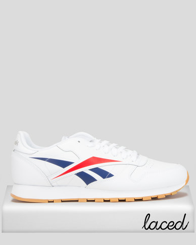 Reebok Classic Leather Vector White