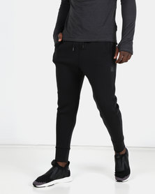 Reebok Performance TS Knit Joggers Black
