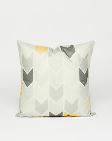 Utopia Geometric Scatter Cushions Multi