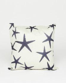Utopia Stars Scatter Cushion Blue
