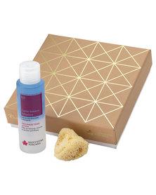 Biofficina Toscana Floral Wave Gift Box – Make up Remover and Sea Sponge