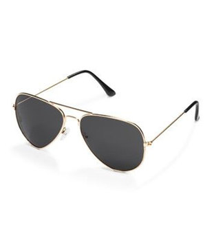 Always Summer Miami Aviator Sun Glasses Gold