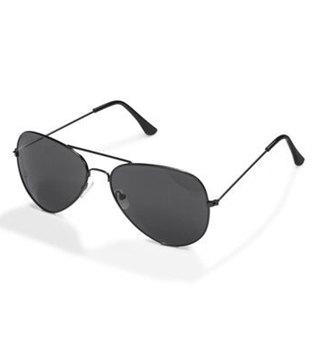 Always Summer Miami Aviator Sun Glasses Black