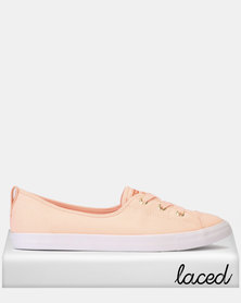Converse CHUCK TAYLOR ALL STAR Ballet Lace Washed Coral