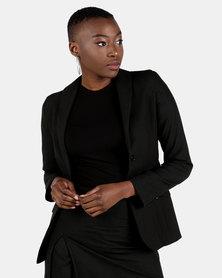 HEMISA - Dior cashmere wool blazer - Charcoal