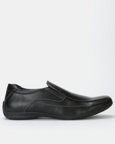 Call It Spring BAREND Mens Slip on Loafers Black
