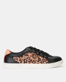 Call it Spring STEWY Casual Sneaker Black