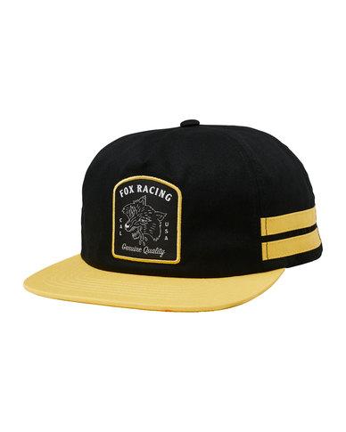 Flash Snapback Hat