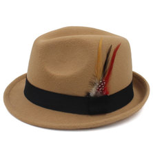 Big Brothers and Sisters Wholesalers Fedora Panama Hat Beige