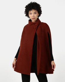 RusTiq Clara Cape Brown
