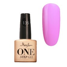 Maria Ayora Mini One Step Gelish Nail Polish - Fuchsia pink