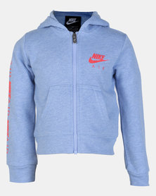 Nike NKG Air Full Zip Jacket Aluminum Heather
