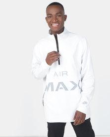 Nike M NSW Air Max Jacket PK White