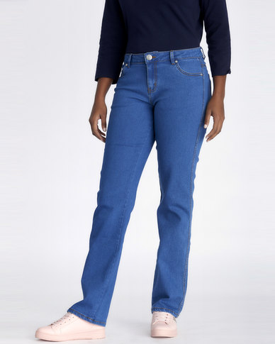 Contempo Blue Denim Jean
