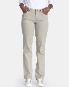 Contempo Stone Cargo Trouser