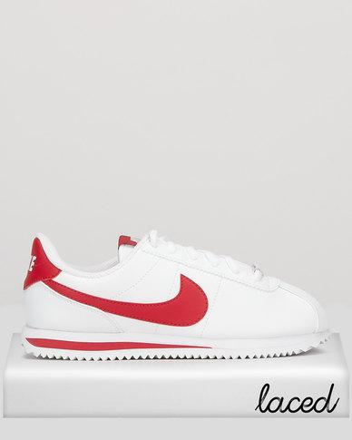 premium selection 92ec2 b6bf9 Nike Cortez Basic SL Sneakers White