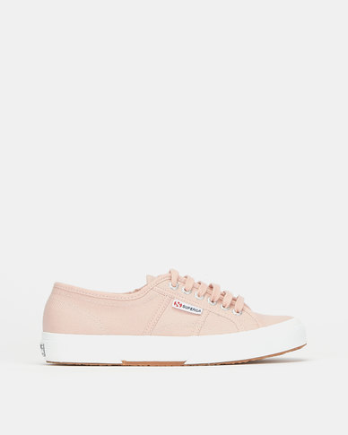 Superga Classic Canvas Pink Smoke Sneaker