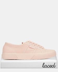 Superga Classic Canvas Total Pink Smoke Sneaker