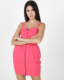 Only Pink Bront Dress