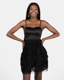Only Black Tara Dress