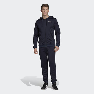 LINEAR FRENCH TERRY HOODIE TRACK SUIT