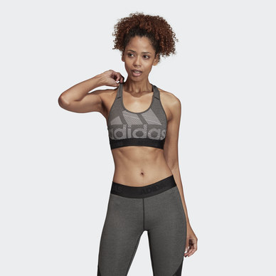 DON'T REST ALPHASKIN BADGE OF SPORT BRA