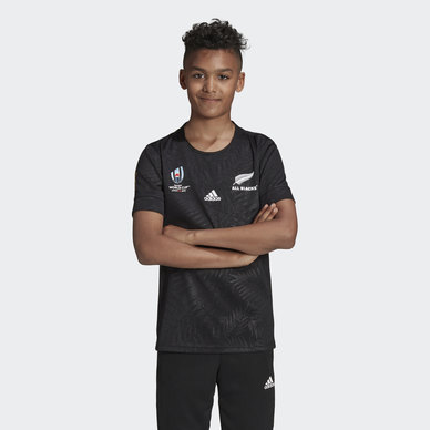 ALL BLACKS RUGBY WORLD CUP Y-3 HOME JERSEY