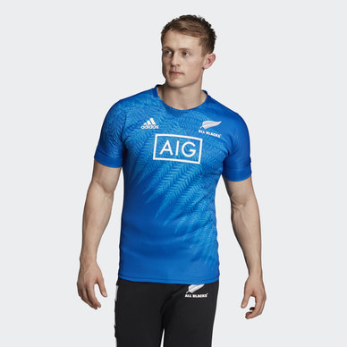ALL BLACKS RUGBY WORLD CUP Y-3 TRAINING JERSEY
