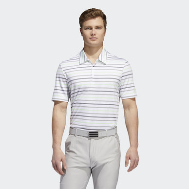 ULTIMATE365 LINEAR POLO SHIRT