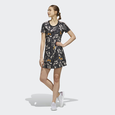 FARM RIO PRINT DRESS