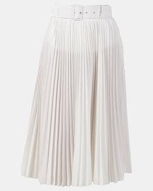 Dream Fashion White Bonang Set