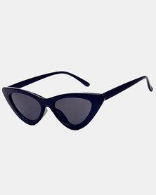 Naked Eyewear Katie Sunglasses Black