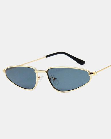 Naked Eyewear Kai Sunglasses Black