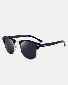 Naked Eyewear Harley Polarised Sunglasses - Gloss Black